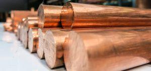 Conheça os principais tipos de cobre comercial e suas aplicações